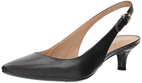 (Naturalizer Women's Peyton Pump, Black, 6.5 M US)