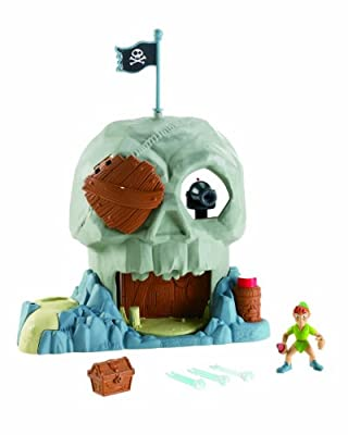 Fisher-price Disneys Jake And The Never Land Pirates Skull Island by Fisher-Price