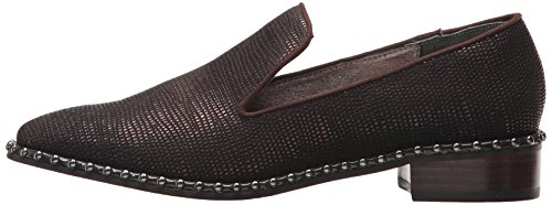 41SuZ64lu4L Adrianna Papell Women's Prince Oxford Flat, Chocolate Galapagos Leather, 8 Medium US