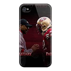 Marycase88 Iphone 6 Shock-Absorbing Hard Cell-phone Cases Allow Personal Design Nice San Francisco 49ers Image [WSo4316ASCs]