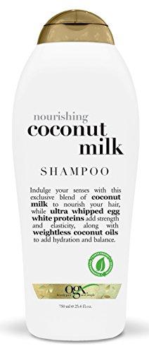 Organix Shampoo Coconut Milk 25.4oz