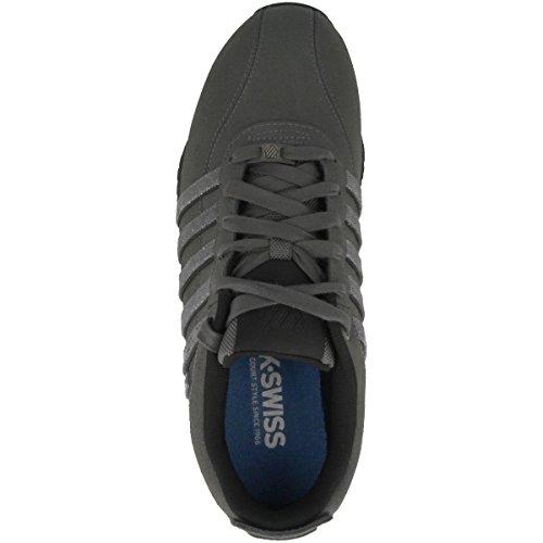 K-Swiss Herren Arvee 1.5 Schuhe pewter-black-white (02453-009)