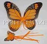 wire butterfly wings - Perfectmaze 14