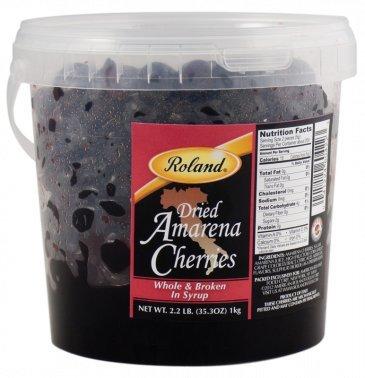 Roland: Dried Amarena Cherries 35.3 Oz (4 Pack)