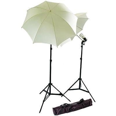 CowboyStudio Photo Studio Soft Reflective Umbrella Continuous Lighting Kits