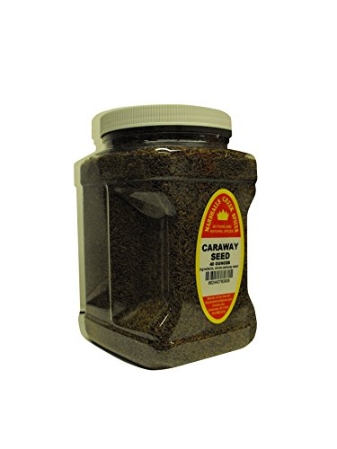 Marshalls Creek Spices Family Size Marshalls Creek Spices Caraway Seed Whole Seasoning, 32 Ounce, 32 Ounce by Marshall's Creek Spices