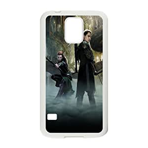 The Hobbit SANDY0006710 Phone Back Case Customized Art Print Design Hard Shell Protection SamSung Galaxy S5 G9006V