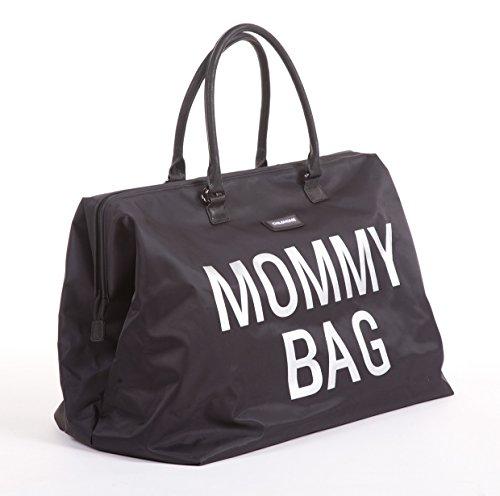 Child Home Mommy Bag grande 55x 30x 30cm negro negro negro