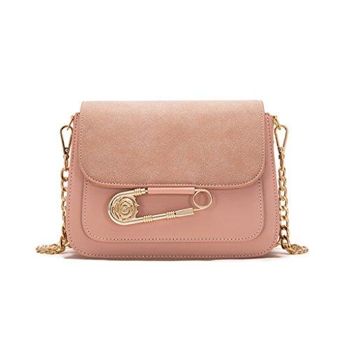Jiute Crossbody Bag Package Korean Version Ms Pu Leather Shoulder
