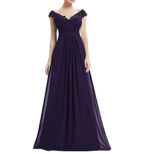 Kleid Leader Beauty of Damen Violett the xwIwnSqdHE