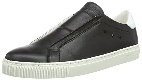 Pantofola On Slip Low Carla Sneaker black Nero Donne D'oro Donna 25y RrUqwgyxRF