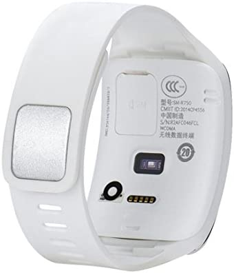 hunpta Replacement Reloj Pulsera de correa de muñeca para Samsung Galaxy Gear Fit (color blanco)