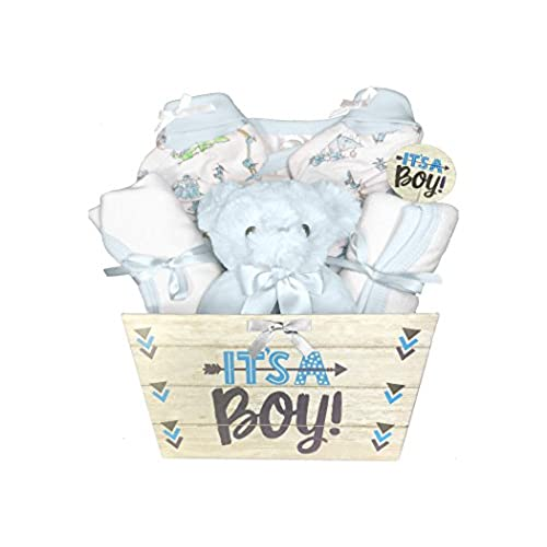 Gift Baskets For Baby Shower Amazon