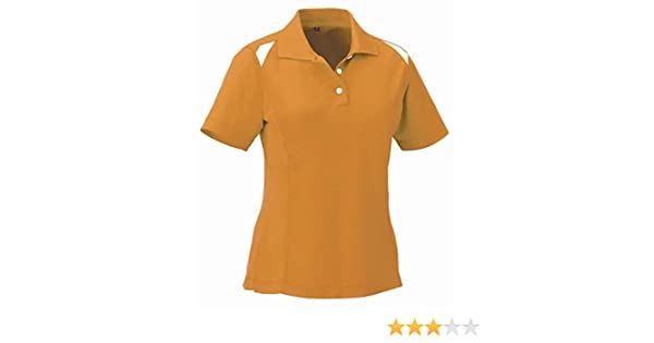 Landway Womens Active Dry Moisture Wicking Team Polo Shirt