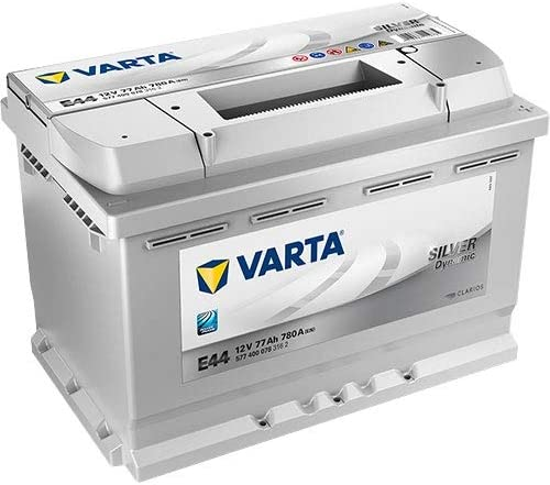Car Battery Varta Silver Dynamic 5774000783162, 12V, 77Ah, E44 Car Battery