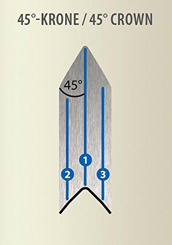 Perfil en ángulo (Protector de esquina (V2 A, acero ...