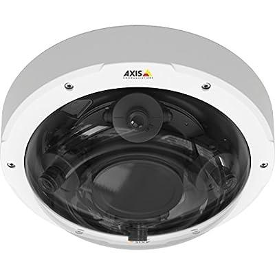 P3707-PE 8MP 4X1080P Multi Sensor Fixed Camera