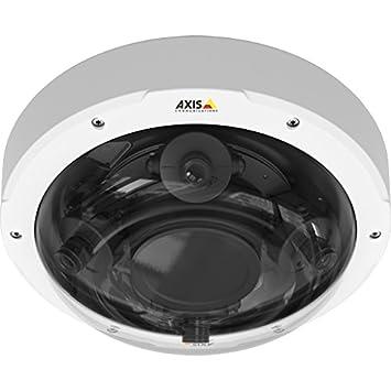 Axis P3707-PE Cámara de seguridad IP Interior y exterior Almohadilla Blanco 1920 x 1080Pixeles