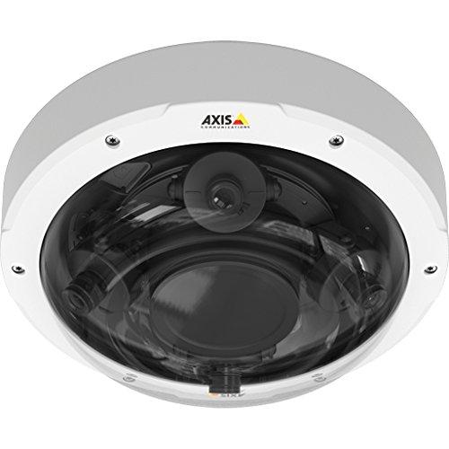 P3707-PE 8MP 4X1080P Multi Sensor Fixed Camera by Axis