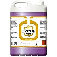 Fregasuelos Bioalcohol Mora Profesional Industrial Formato 5-Litros, Abrillanta
