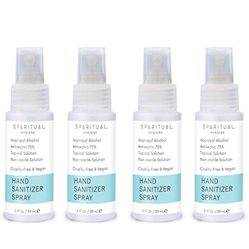 SPARITUAL Hand Sanitizer Spray