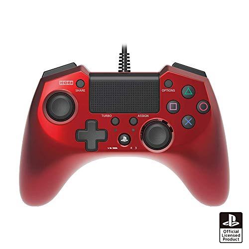 Hori Controller Ps3 - Horipad FPS Plus (Red)