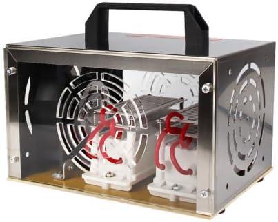 jianyana Generador de ozono 20000 mg/h, purificadores de aire Eliminador de olores Esterilizador de aire
