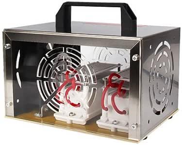 jianyana Generador de ozono 20000 mg / h, purificadores de aire Eliminador de olores Esterilizador de aire: Amazon.es: Bricolaje y herramientas