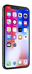 Apple iPhone X, 256GB, Space Gray - For ...