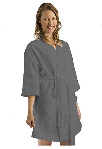 byLora Waffle Bamboo Kimono Women product image