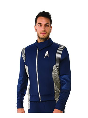 Rubie's Costume Co Star Trek Discovery Science Costume Uniform, Silver, X-Large ()