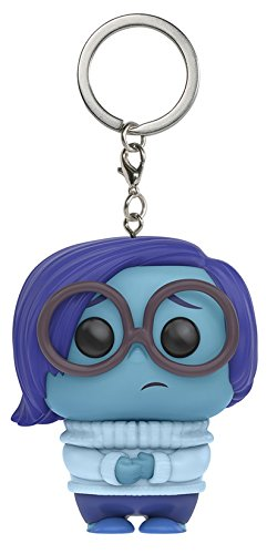 Funko Pocket POP Keychain: Inside Out - Sadness Action Figure