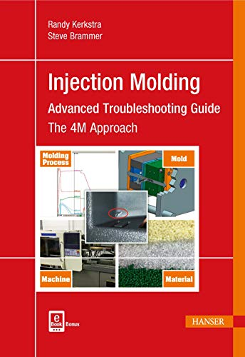 Injection Molding:  Advanced Troubleshooting Guide: The 4M Approach