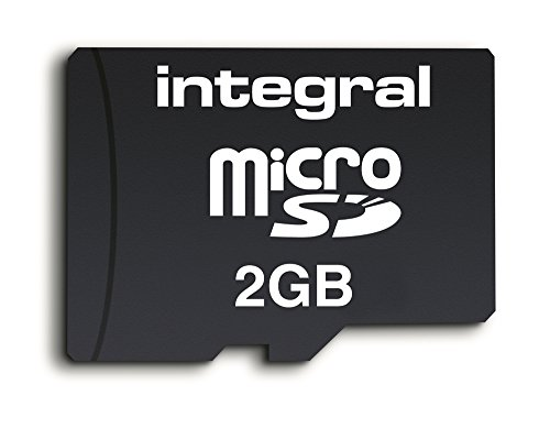 Integral 2GB microSD Memory Card for Mobile ()