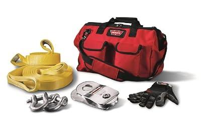 Warn 88900 Medium Duty Winching Accessory Kit