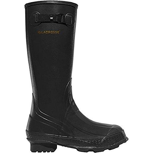 Lacrosse Women's Grange 14'' Black (631124) | Waterproof | Insulated Modern Comfortable Hunting Combat Boot Best for Mud, Snow (8)