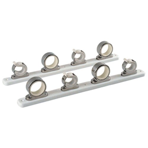 TACO 4-Rod Hanger w/Poly Rack - Polished Stainless Steel consumer electronics