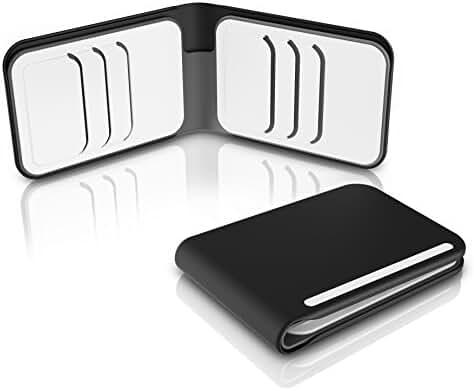 DOSH Street Compact Designer Billfold Wallet