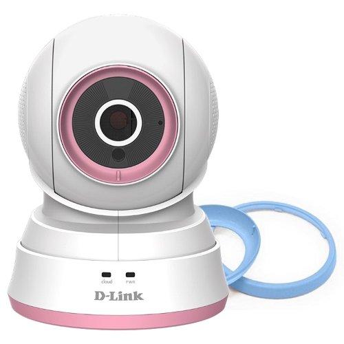 UPC 050742872045, D-Link DCS-850L WiFi Pan & Tilt Day/Night Baby Cloud Camera