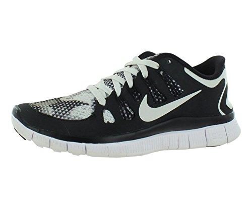 Nike Kvinders Wmns Fri 5,0 Prm, Hvid / Sort, 36,5 B (m) Eu / 3,5 B (m) Uk