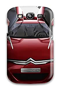 For Galaxy Case, High Quality Citroen Concept Car For Galaxy S3 Cover Cases