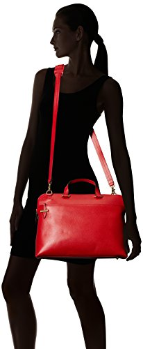 Stephanie Lodis Jamie Satchel Key Brief Lock Under Red and d1Hgxnr1q