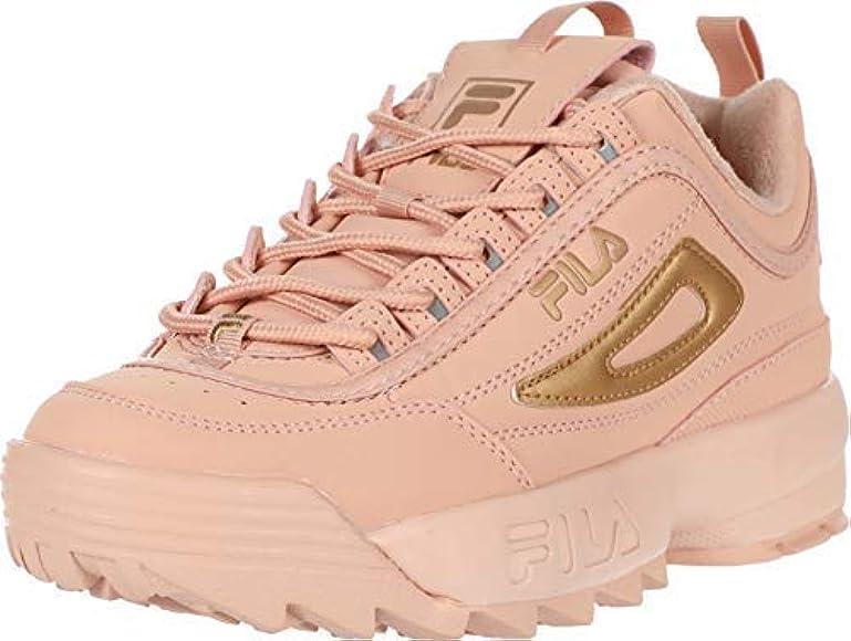 Fila Women's Disruptor II Rose Sneakers