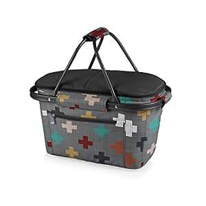 Picnic Time Pixels Collection 'Market Basket' Tote