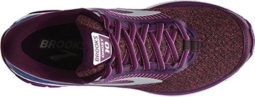 Damen Purple Brooks 10 Ghost Pink Laufschuhe Teal 0xqvnH
