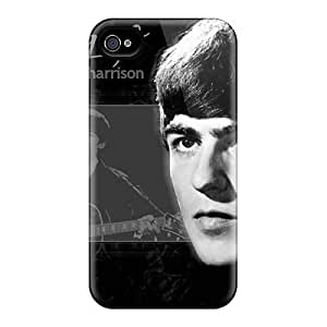 Bumper Hard Phone Case For Iphone 4/4s With Unique Design Beautiful Avenged Sevenfold Skin SherriFakhry