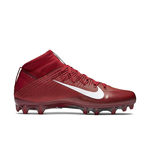 New Nike Vapor Untouchable 2 Football Cleats Red/White Si...
