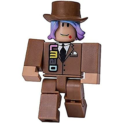Amazoncom Roblox Series 1 Lets Make A Deal Action Figure Mystery