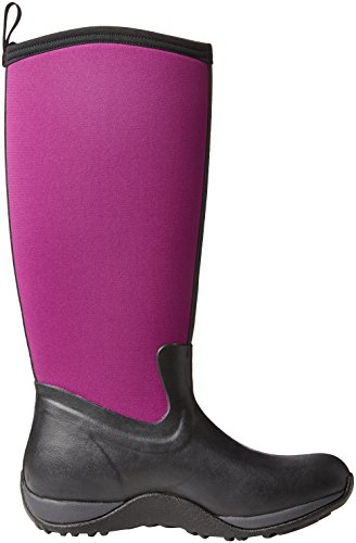 Tall Black Boots Phlox Rubber Muck Winter Boot Arctic Purple Women's Adventure ZHxx1tq