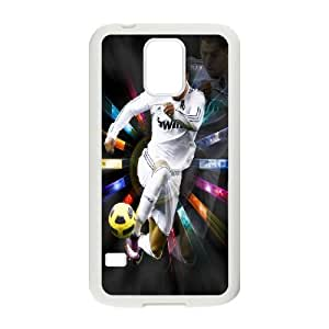 Unique Design -ZE-MIN PHONE CASE For Samsung Galaxy S5 -Cristiano Ronaldo Wallpaper Design Pattern 4